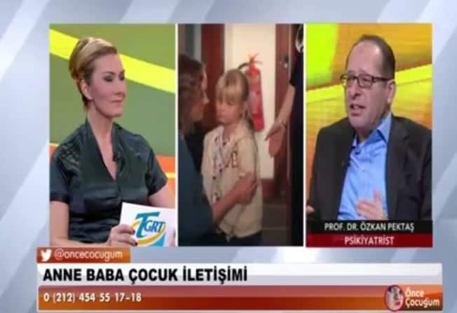 Anne Babanın Çocuğa Karşı Tutumu Nasıl Olmalı? Prof. Dr. Özkan Pektaş