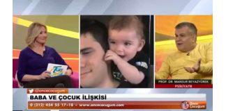 Baba-çocuk ilişkisi nasıl olmalı? Prof. Dr. Mansur Beyazyürek