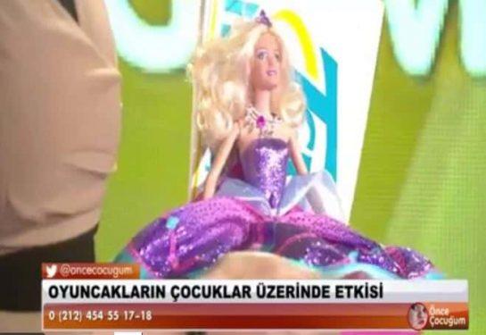 Barbie bebeklerin kız çocukları üzerindeki etkisi? Prof. Nevzat Tarhan