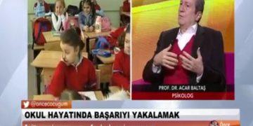 Çocuklara bilgisayar, telefon ve tablet kullanımı konusunda nasıl sınır koyabiliriz? Prof. Dr. Acar Baltaş