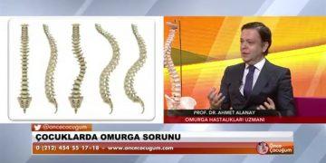 Çocuklarda omurga eğrilikleri ve kamburluk Prof. Dr. Ahmet Alanay