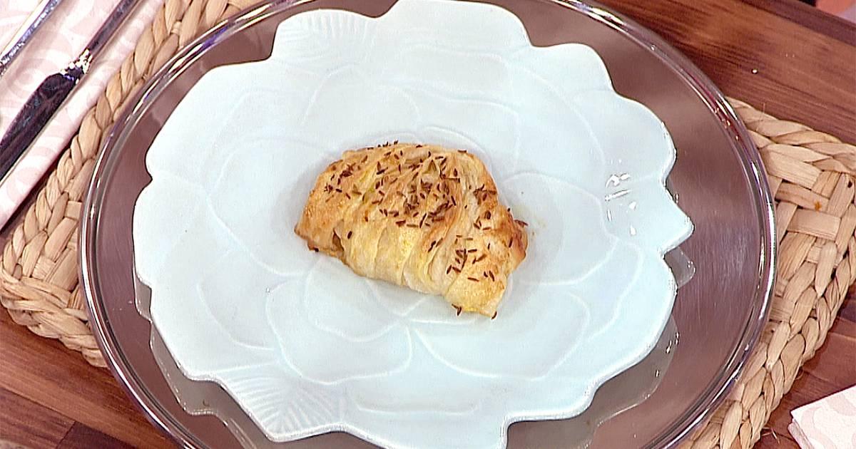 Peynirli Büzgülü Börek Tarifi