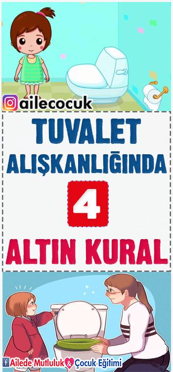 Tuvalet alışkanlığında 4 altın kural! -Ebubekir Ertem #tuvaleteğitimi #tuvaletalışkanlığı
