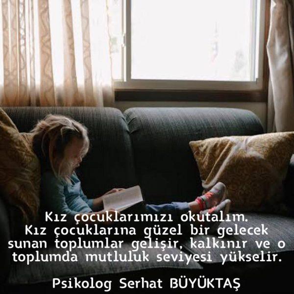 Kız çocuklarımızı okutalım...