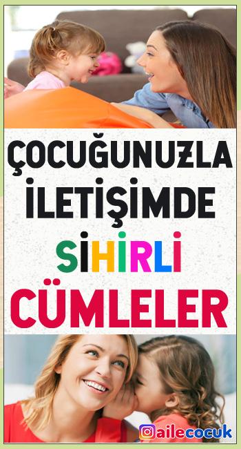 Çocuğunuzla iletişimde sihirli cümleler... -Anne-Baba Tutumları... -Pedagog Gözde Erdoğan