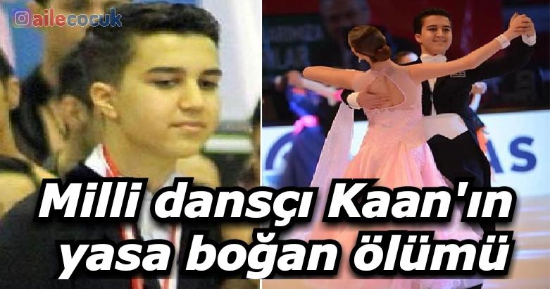 Lösemi tedavisi gören milli dansçı Kaan, yaşamını yitirdi 2