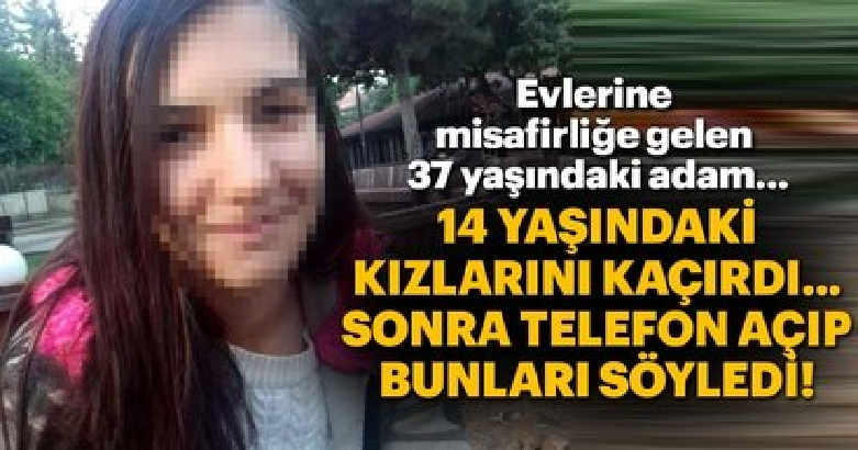 Antalya'da Sıla bulundu, kaçıran gözaltında 4