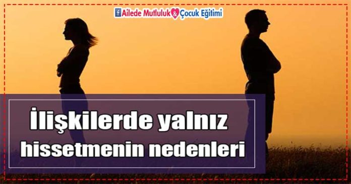 İlişkilerde çiftler neden kendini yalnız hisseder? 6