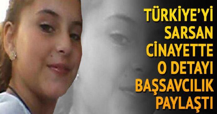 Türkiye'yi şok eden cinayette o detayı başsavcılık açıkladı 2