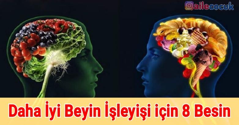 Daha İyi Beyin İşleyişi için 8 Besin 4