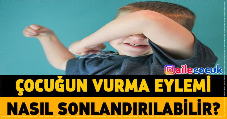 Çocuğun vurma eylemi nasıl sonlandırılabilir? 2