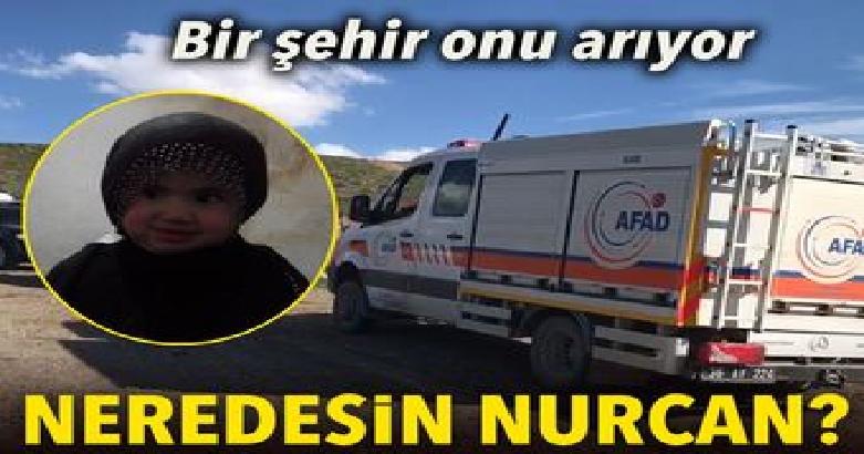 Kars'ta 3 yaşındaki kız çocuğu kayboldu 3