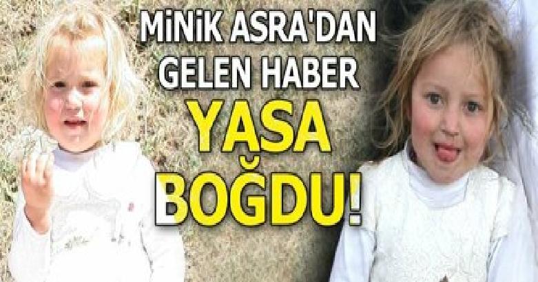 Minik Asra'dan gelen haber yasa boğdu! 2