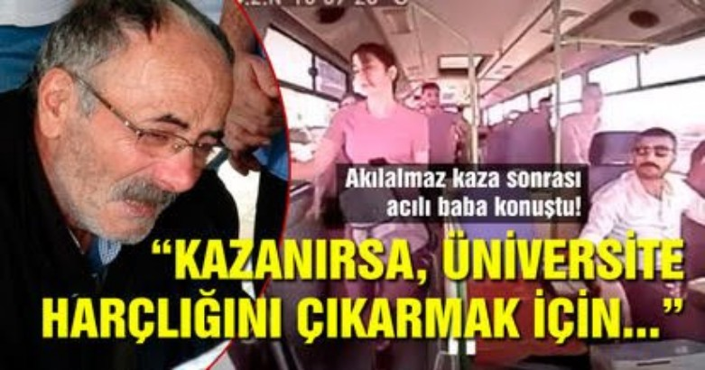 Gebze'de halk otobüsünden düşüp hayatını kaybeden Günay Gönülaçar'ın babası o gerçeği açıkladı! 4
